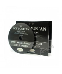 MP3 Audio CD-Qari Abdul Basit