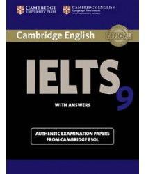 Cambridge IELTS 9 ESOL Official Examination Papers with Answers @New@BOOK ONLY
