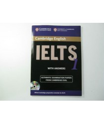 Cambridge IELTS 1 Student's Book With Answer And CD