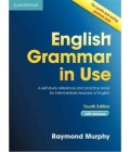 English Grammar in Use Students Book Intermediate with Answe by Raymond Murphy