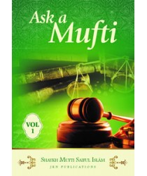 Ask a Mufti [Complete Set in 3 Volumes]