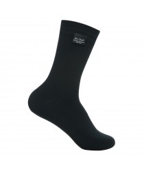 BLACK DEXSHELL WATERPROOF WUDU SOCKS BREATHABLE COTTON SOCK MOZAH WUDHU OUTDOOR