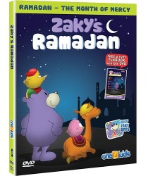 Zaky's Ramadan: Ramadan the month of mercy Zaky