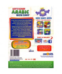 Let's Learn ARABIC with Zaky (DVD)