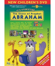 It's Story Time 2 with Zaky : The Story of Abraham (as) (DVD)