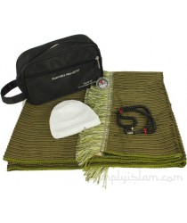 Portable Travel Muslim Prayer Kit