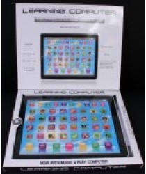 Childrens Educational Ipad Laptop Toy in English (0622)