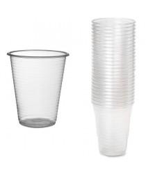 100 Pack Disposable Plastic Cups P97311 (Parcel Rate)