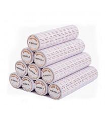1 Roll Price Gun Card Machine Rolls Stickers 2916 (Parcel Rate)