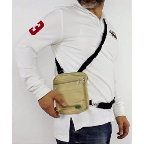 48548e73f7f4 Hajj Safe  Secure Hajj   Umrah Large Side   Neck Bag in An-Nur ...