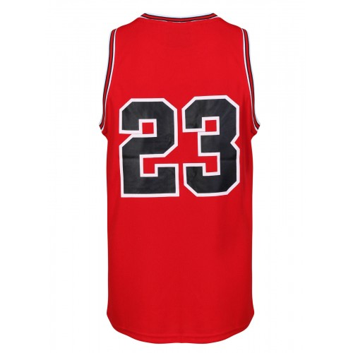Mens Chicago Basketball Jersey Gym Vest Sports Top UrbanAllStars Sleeveless Tee